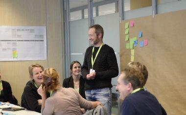 Workshop 'Maak je eigen Klantreis' van Stefan Dekker