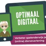 Decoratief: Optimaal Digitaal logo