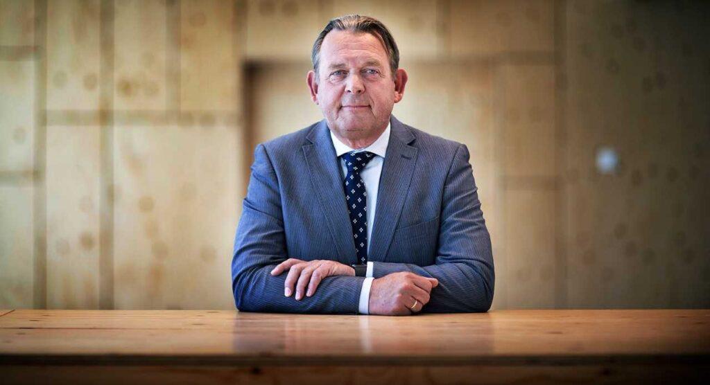 Profielfoto van Nationaal Ombudsman Reinier van Zutphen