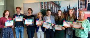 Deelnemers Spelleider cursus Optimaal Digitaal Den Haag
