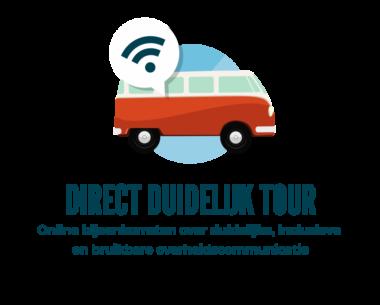 logo Direct Duidelijk Tour